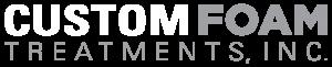 Custom Foam Treatments, Inc. Logo
